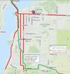 Snowmobile Trail Map